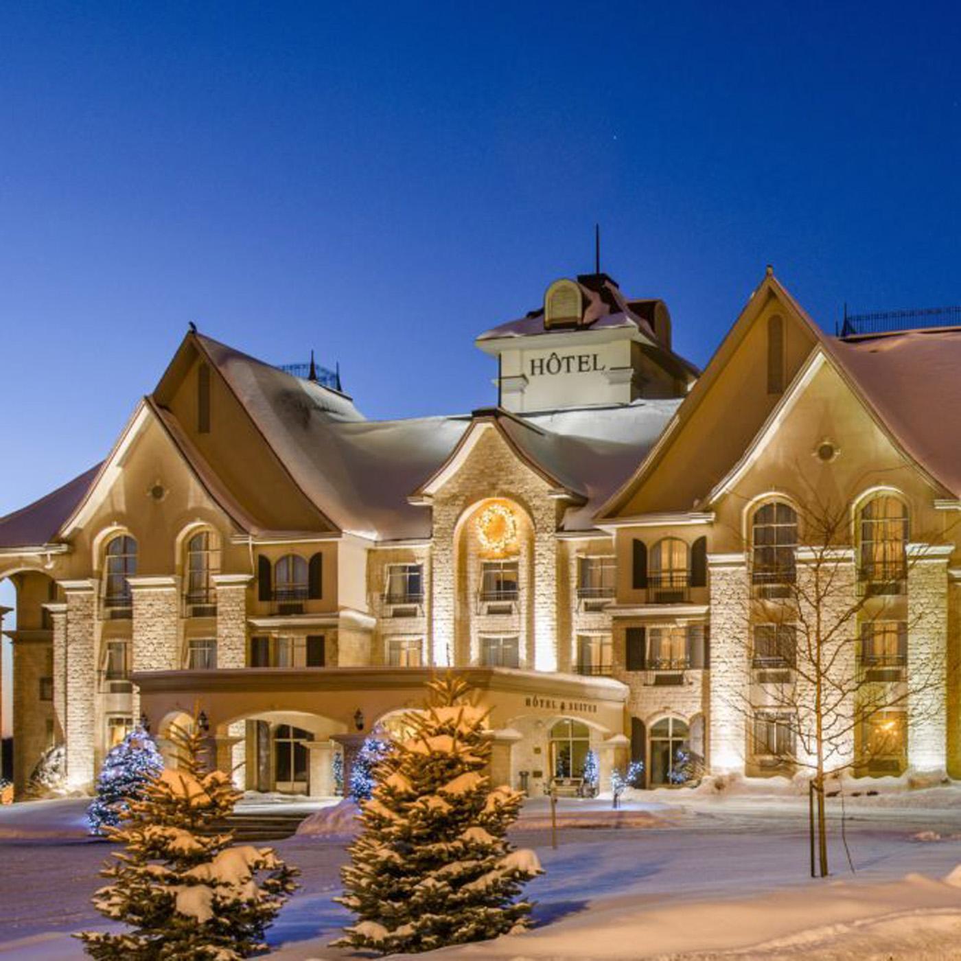 Le St Martin Hotel Et Suites