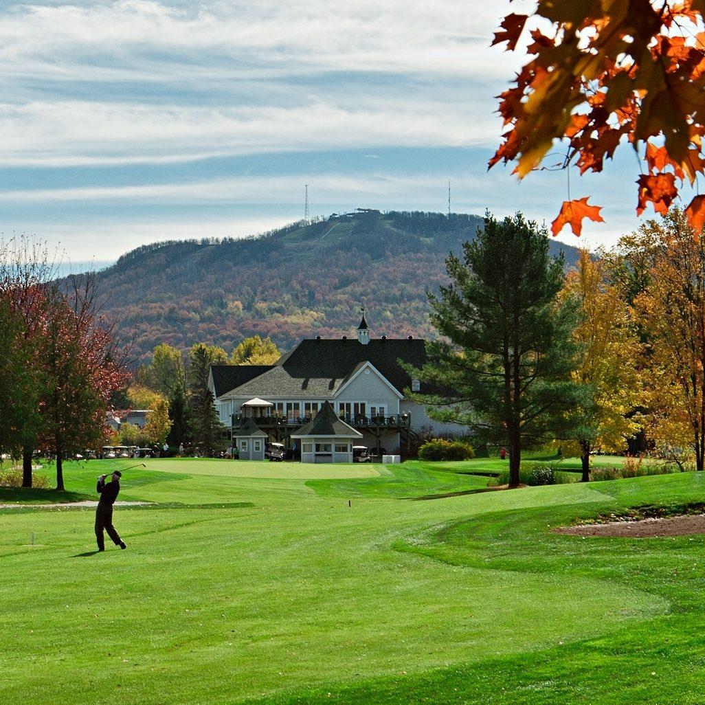 Golf Club Parcours du Vieux Village