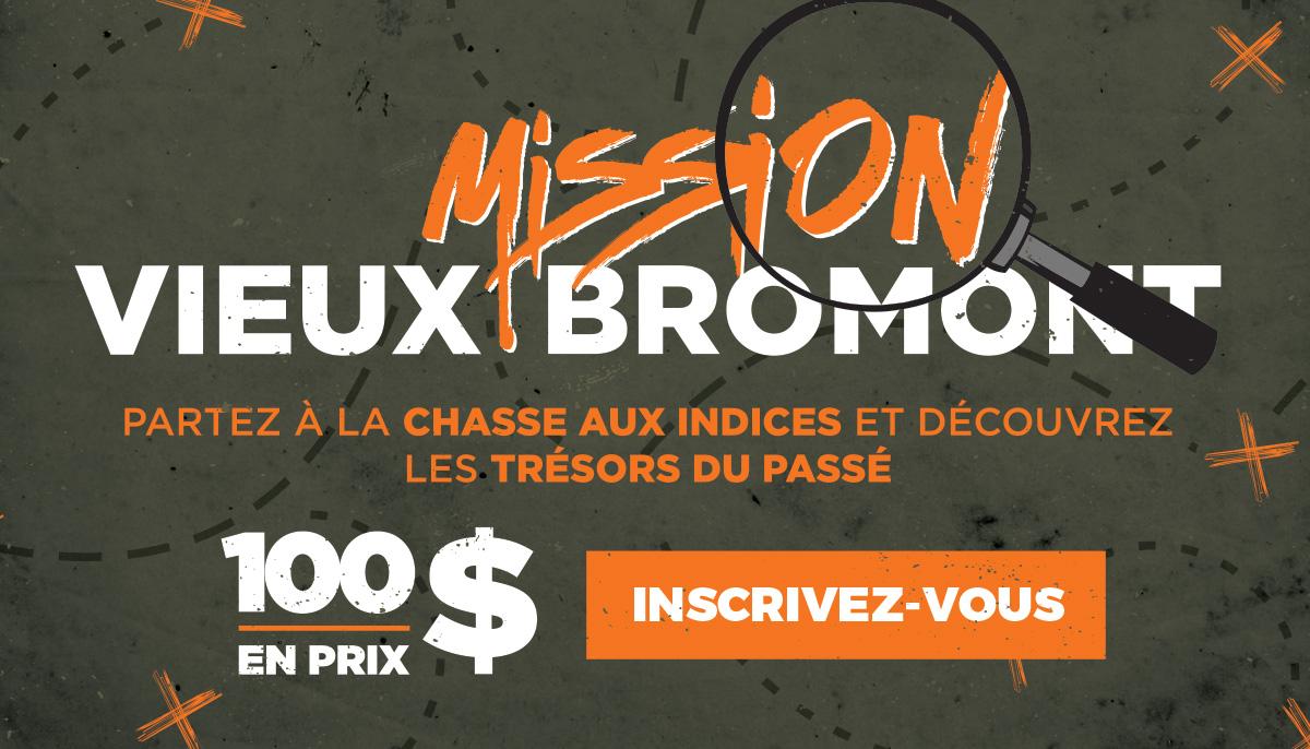 Concours - Mission vieux Bormont
